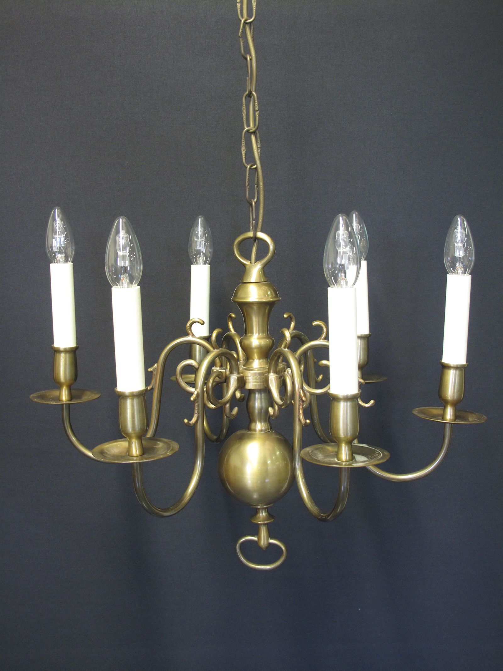 G p cohn antique chandeliers repairs restoration zoom arubaitofo Gallery