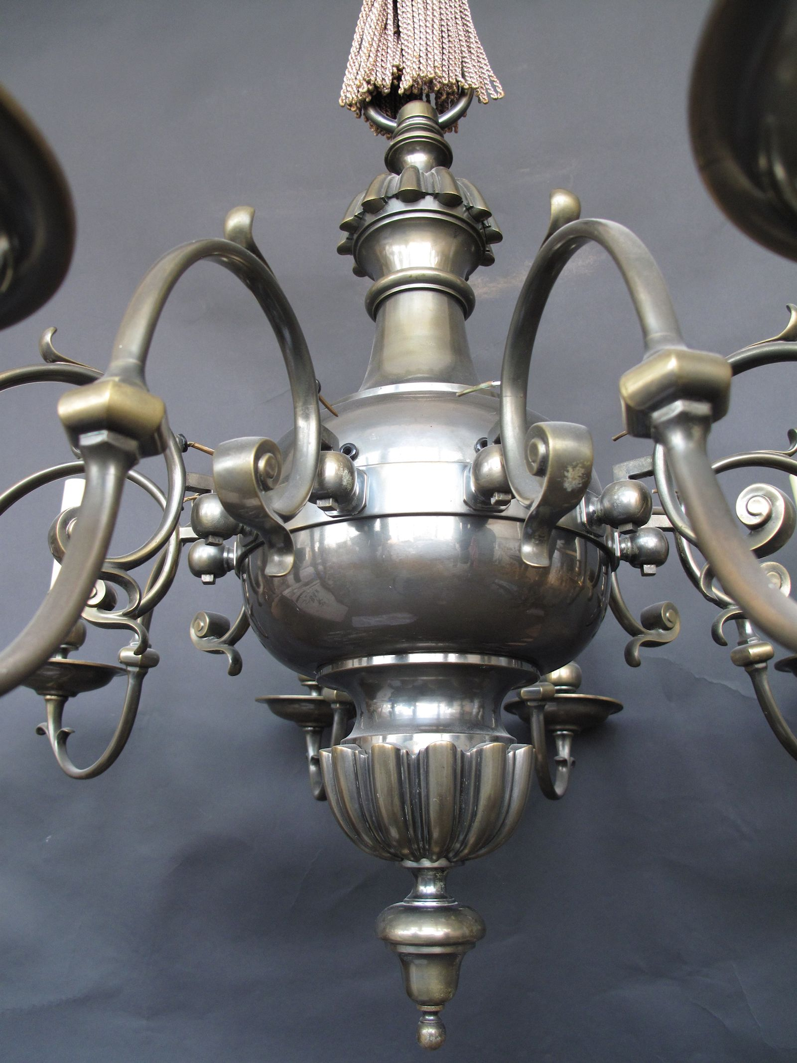 G p cohn antique chandeliers repairs restoration zoom aloadofball Image collections